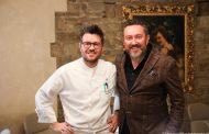 Hotel Brunelleschi e Ristorante Santa Elisabetta- Firenze - GM Claudio Catani, Chef Rocco De Santis