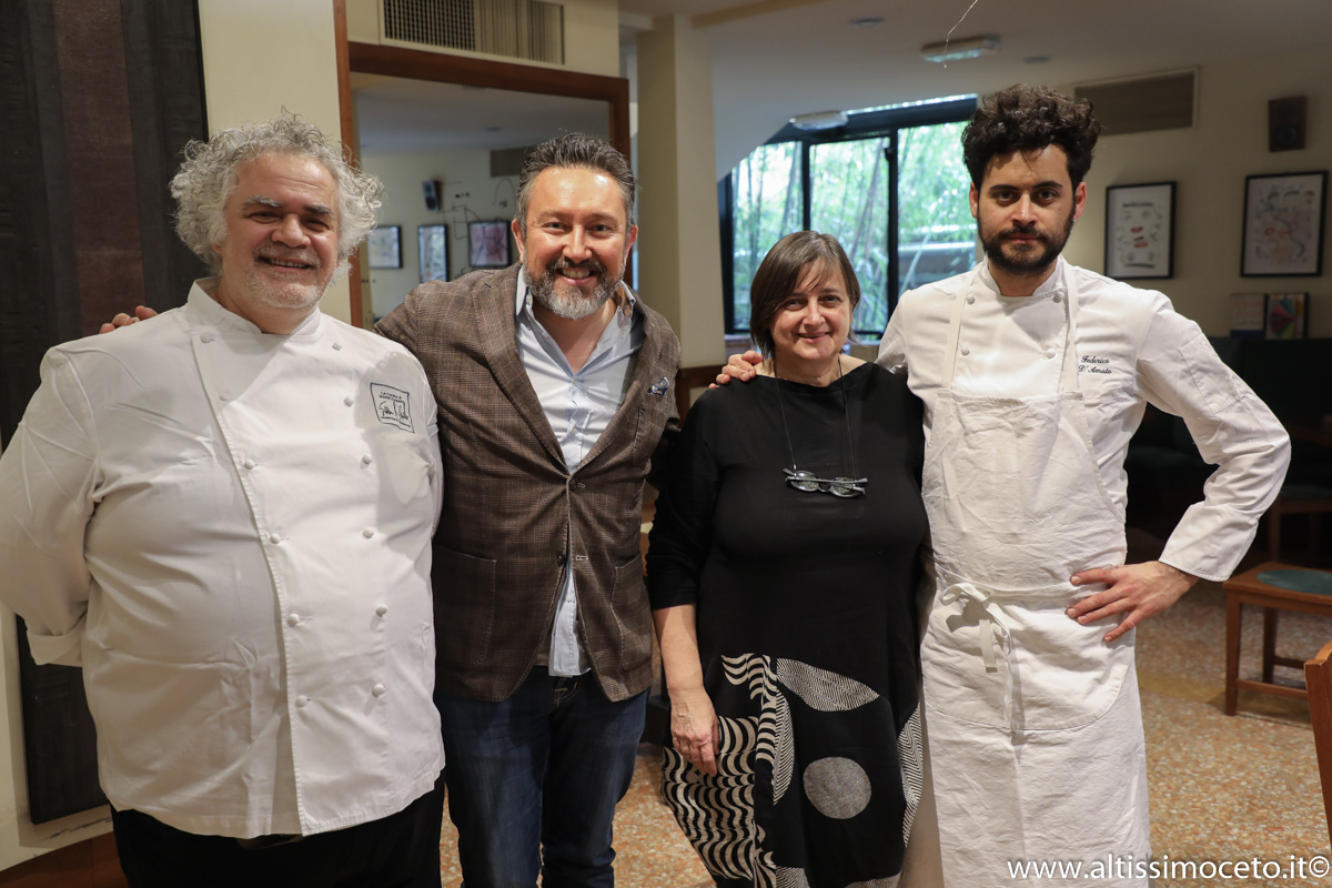 Caffè Arti e Mestieri - Reggio Emilia - Chef Gianni e Federico D'Amato