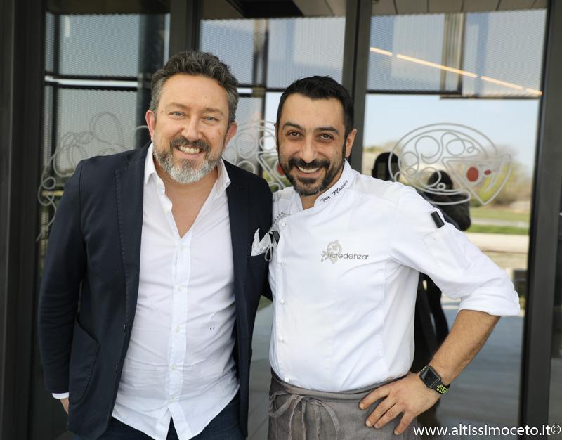 Ristorante Casa Format - Orbassano (TO) - Corporate Chef Igor Macchia