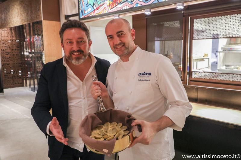 Cartoline dal 881mo Meeting VG @ Condividere Ristorante – Torino – Chef Federico Zanasi