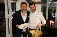 Cartoline dal 871mo Meeting @ Ristorante Da Noi In del Magna Pars Suites Hotel – Milano – Chef Giuseppe Postorino