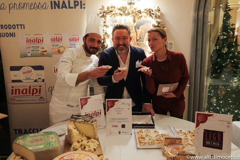 Cartoline dall'Aperitivo della Festa delle Feste 2018 Winter edition by Viaggiatore Gourmet – Villa Necchi alla Portalupa – Gambolò (PV)