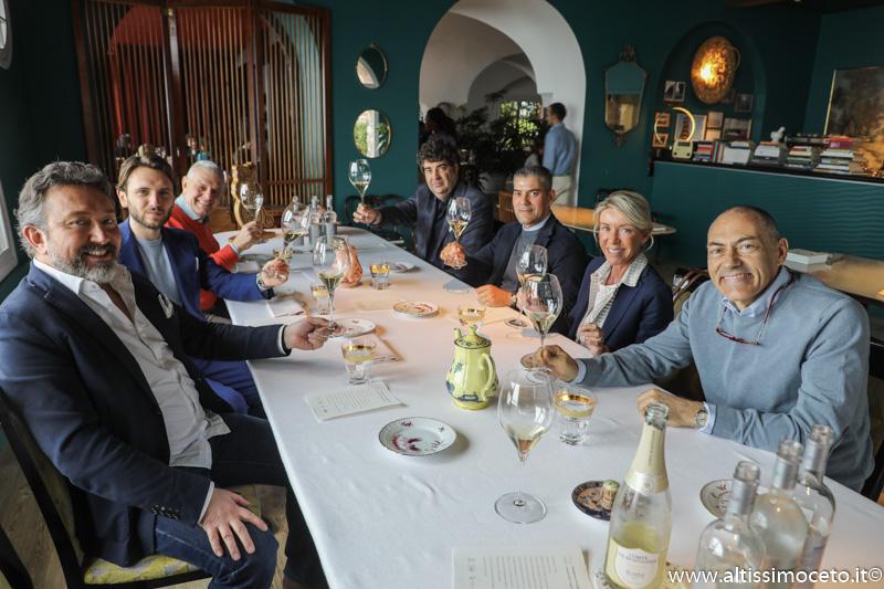 Cartoline dal 884mo Meeting VG @ Ristorante Lido 84 – Gardone Riviera (BS) – Chef Riccardo Camanini