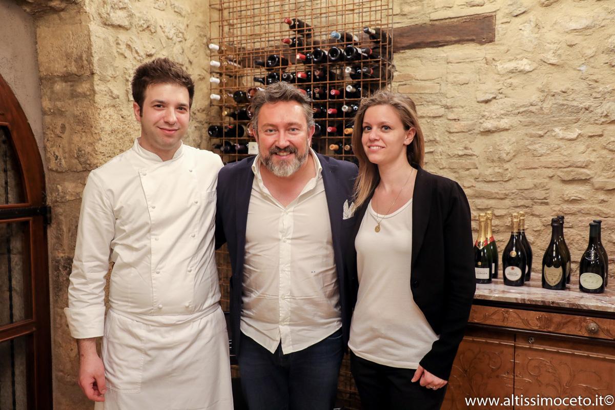 Hotel San Gemini Palace con Ristorante - San Gemini (TR) - Chef Marco Raitano