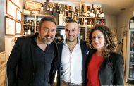 Al Porto Ristorante Cruderia - Cervia (RA) - Patron Mario Buia e Virginia Stifani, Chef Ruud Santi