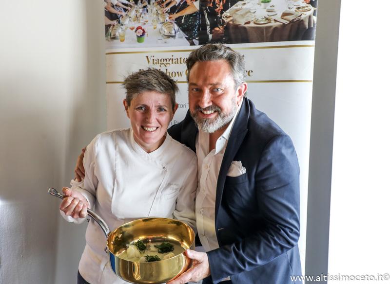Cartoline dal 893mo Meeting VG @ Ristorante Alice – Eataly Smeraldo Milano – Chef Viviana Varese