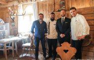Ristorante Schlosswirt Forst Luisl Stube - Lagundo (BZ) - Patron Cellina von Mannstein, Chef Luis Haller
