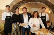 Cartoline dal 896mo Meeting VG @ Ristorante Capriccio – Manerba del Garda (BS) – Patron/Chef Giuliana Germiniasi, Patron Francesca Tassi