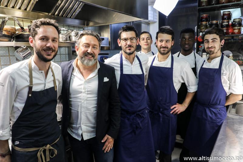 Ristorante 28 Posti - Milano - Chef Marco Ambrosino