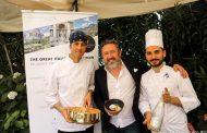 Cartoline dal 900mo Meeting VG @Ristorante Barboglio De Gaioncelli – Corte Franca (BS) – Patron Andrea Costa, Chef/Patron Lorenzo Tagliabue