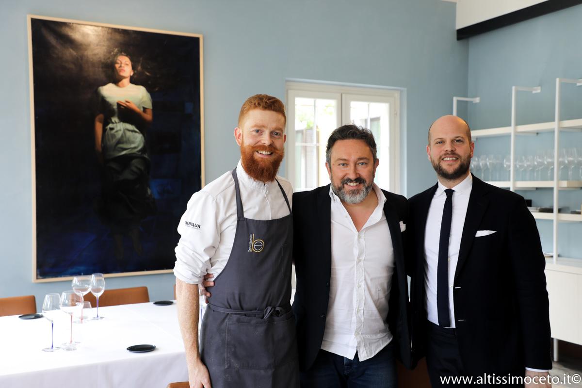 Casual Ristorante in Città Alta - Bergamo - Patron Enrico Bartolini e Marco Locatelli, Chef Alex Manzoni