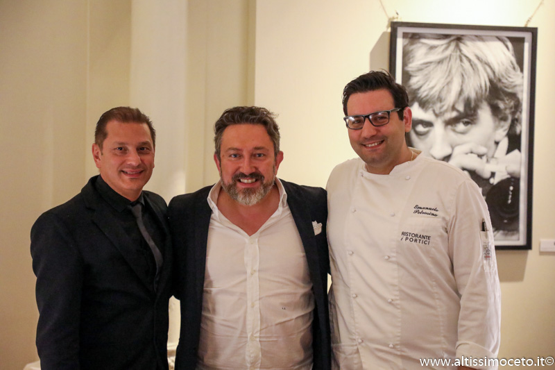 I Portici Hotel e Ristorante - Bologna - Chef Emanuele Petrosino