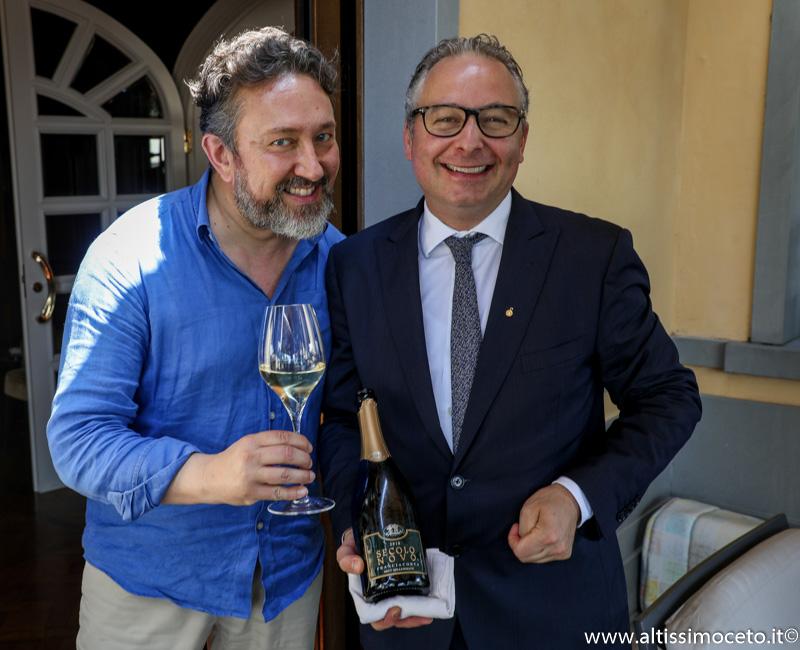 Cartoline dal 903mo Meeting VG @ Ristorante Da Vittorio – Brusaporto (BG) – Fam. Cerea, Chef Chicco e Bobo Cerea