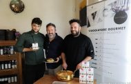 Cartoline dal 906mo Meeting VG @ Ristorante Acquamatta – Semiana (PV) – Patron Andreia Saito, Chef Alessandro Cerutti