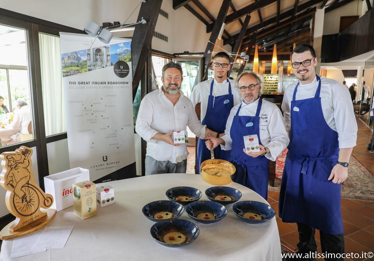 Cartoline dal 904mo Meeting VG @ Piccolo Lago – Verbania (VB) – Chef Marco Sacco