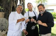 Cartoline dal 910mo Meeting VG @ A Spurcacciun-a – Savona – Patron Claudio e Pervinca Tiranini, Chef Simone Perata