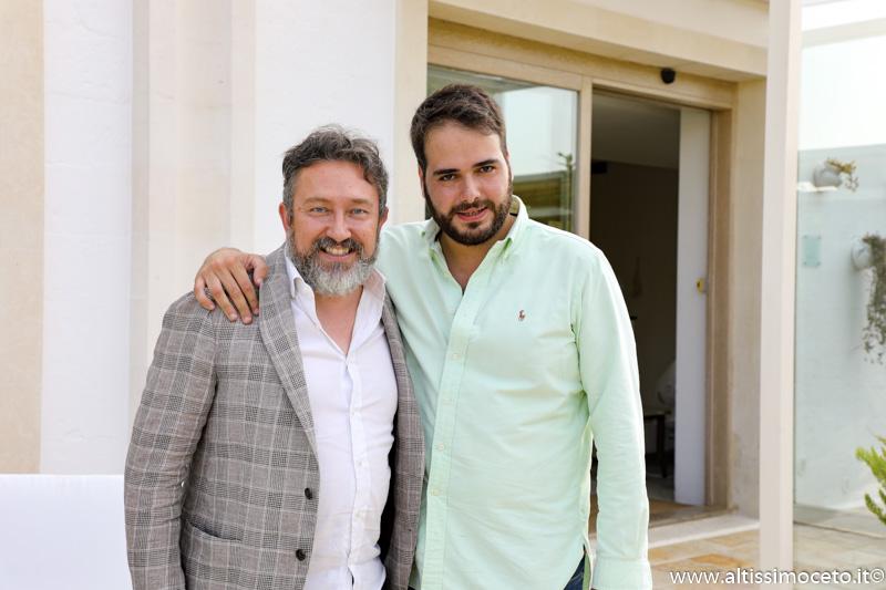 Furnirussi Tenuta e Ristorante Il Ficheto - Serrano di Carpignano Salentino (LE) - GM Luigi De Santis, Chef Angelo Motolese