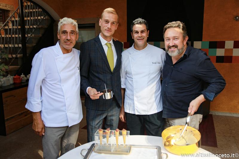 Cartoline dal 913mo Meeting VG @ La Vecchia Malcesine – Malcesine (VR) – Patron/Chef Leandro Luppi