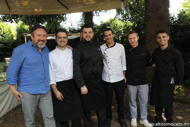 Cascina Malingamba Ristorante - Origgio (VA) - Chef Manuele Sposari