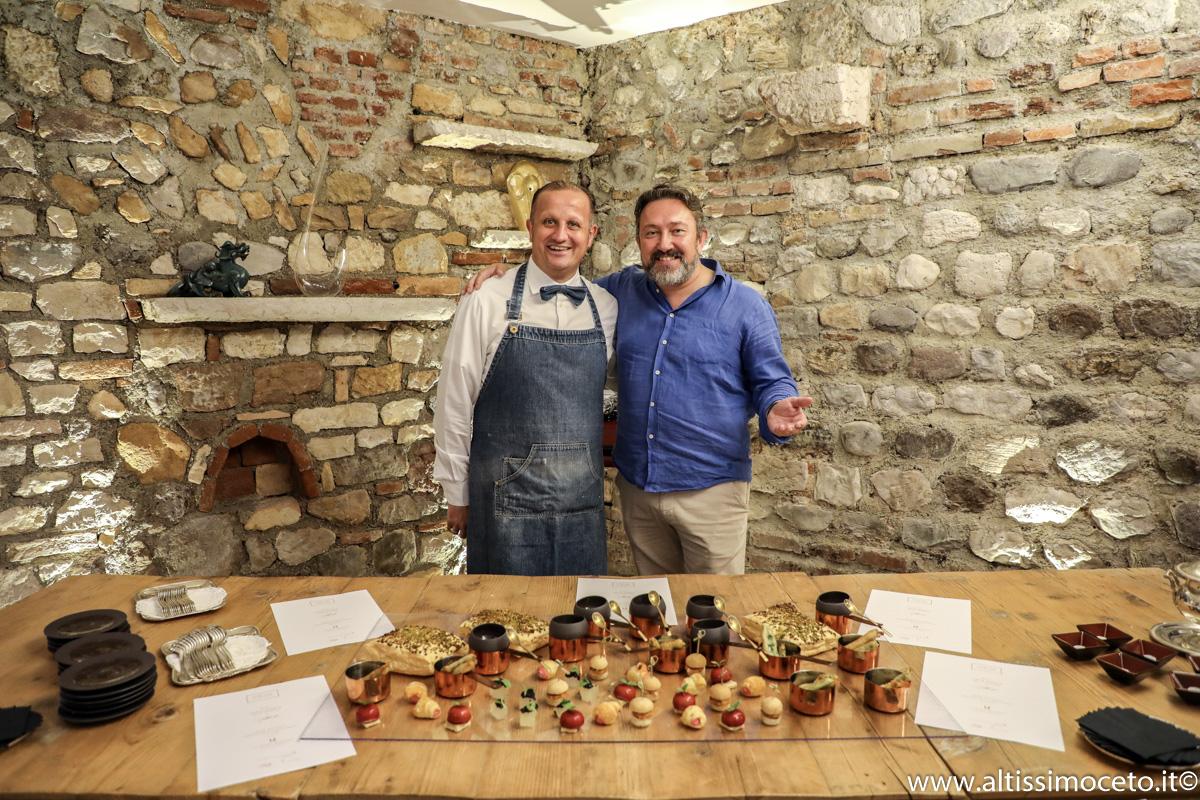 Cartoline dal 912mo Meeting VG @ La Rucola 2.0 – Sirmione (BS) – Chef Gionata Bignotti