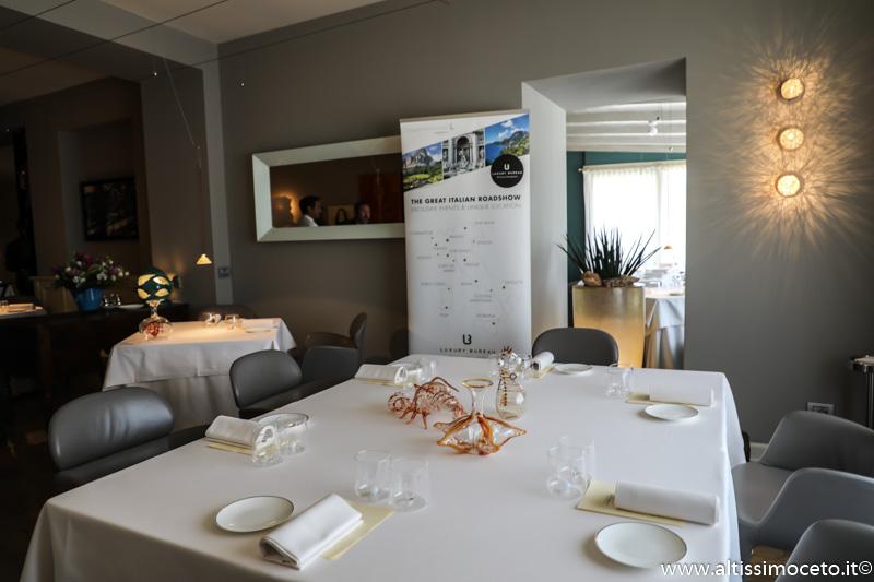 Cartoline dal 911mo Meeting VG @ Ristorante Il Saraceno – Cavernago (BG) – Chef Roberto Proto