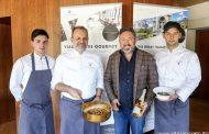 Cartoline dal 919mo Meeting VG @ Ristorante La Peca - Lonigo (VI) - Chef/Patron Nicola Portinari