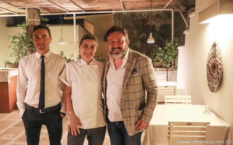 Ristorante LaltroBaffo - Otranto (LE) - Chef Cristina Conte