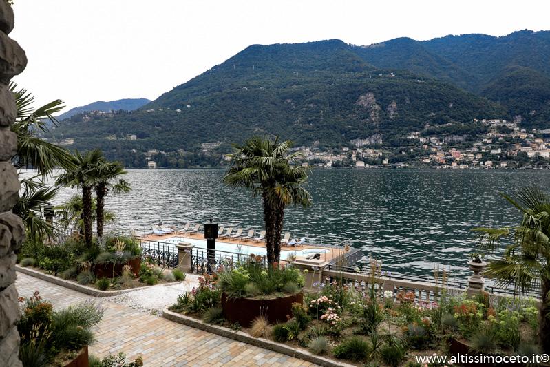 Mandarin Oriental, Lago di Como e Ristorante L'Aria - Blevio (CO) - Chef Vincenzo Guarino