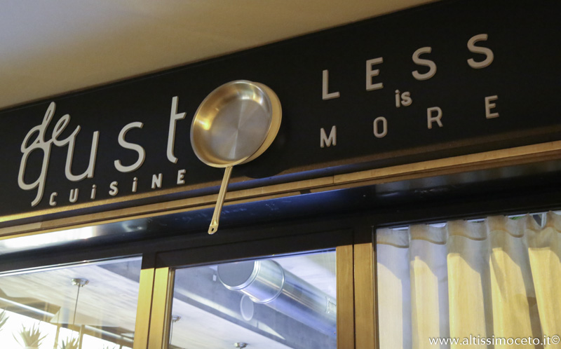 Degusto Cuisine – San Bonifacio (VR) – Patron Elena Lanza, Chef Matteo Grandi