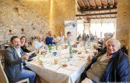 Cartoline dal 924 Meeting VG @ Due Colombe al Borgo Antico – Borgonato di Cortefranca (BS) – Chef Stefano Cerveni