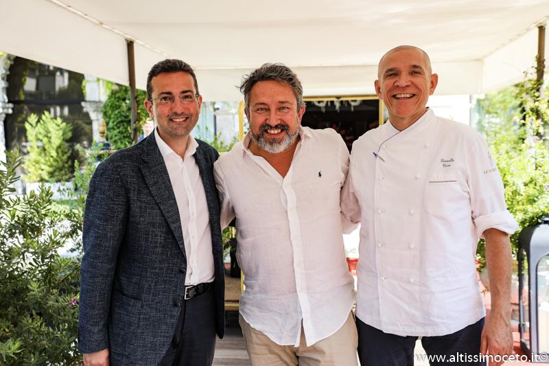 Hotel Excelsior e Bistrot del Mare by Cera - Lido di Venezia - Chef Lionello Cera