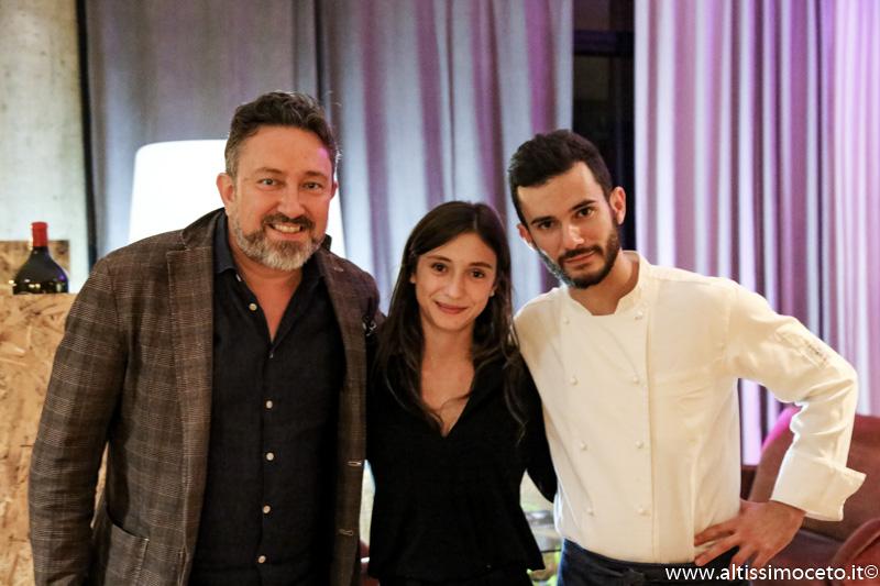 La Pedrera Restaurant - Soncino (CR) - Food Creator Luca Zuterni, Co-Founder Mara Gualina