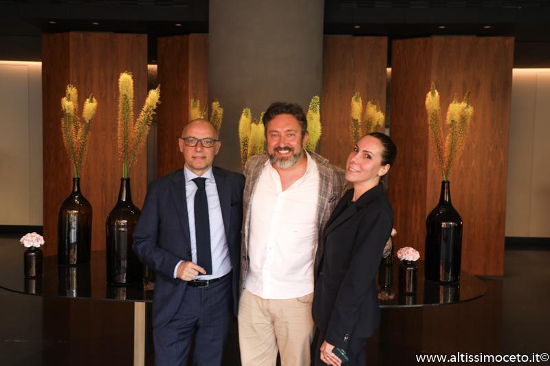 Hotel VIU e Ristorante Morelli - Milano - General Manager Diego Novarino, Chef/Patron Giancarlo Morelli