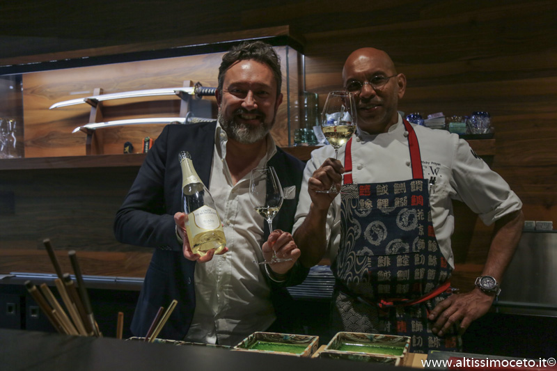 Cartoline dal 923mo Meeting VG @ Wicky's Wicuisine Seafood – Milano – Chef Wicky Priyan
