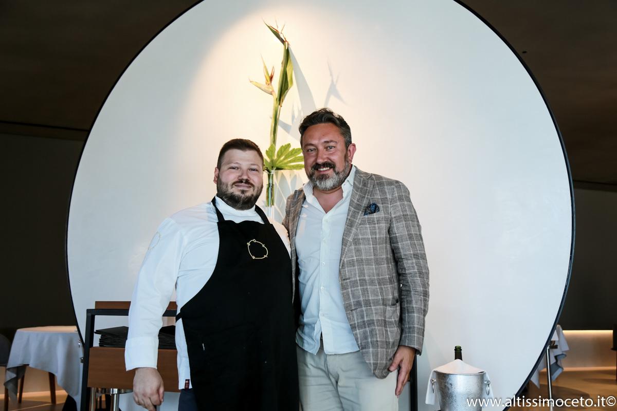 Bolle Restaurant - Lallio (BG) - Chef Filippo Cammarata