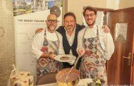 Cartoline dal 926mo Meeting VG @ Trattoria Conti – Roncadelle (BS) – Patron Giuseppina Baroni, Patron/Chef Gianfranco Foti, Chef Andrea Foti