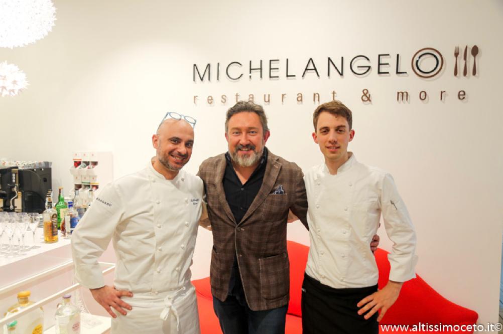 Ristorante Michelangelo -Aeroporto di Linate (MI) - Chef Michelangelo Citino