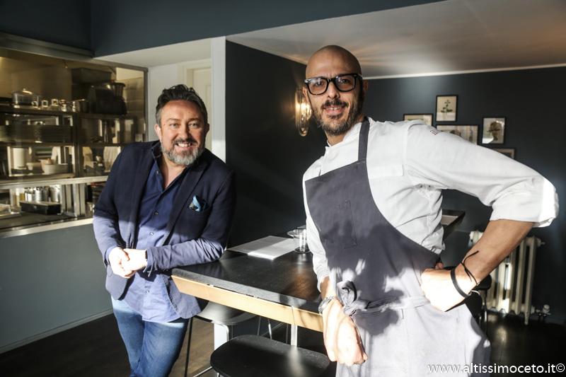 Il Liberty Milano - Milano (MI) - Chef/patron Andrea Provenzani