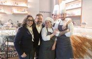 142 Restaurant - Milano - Patron Sandra Ciciriello, Chefs Nello Barbieri, Alessandro Montanari e Chiara Orrù