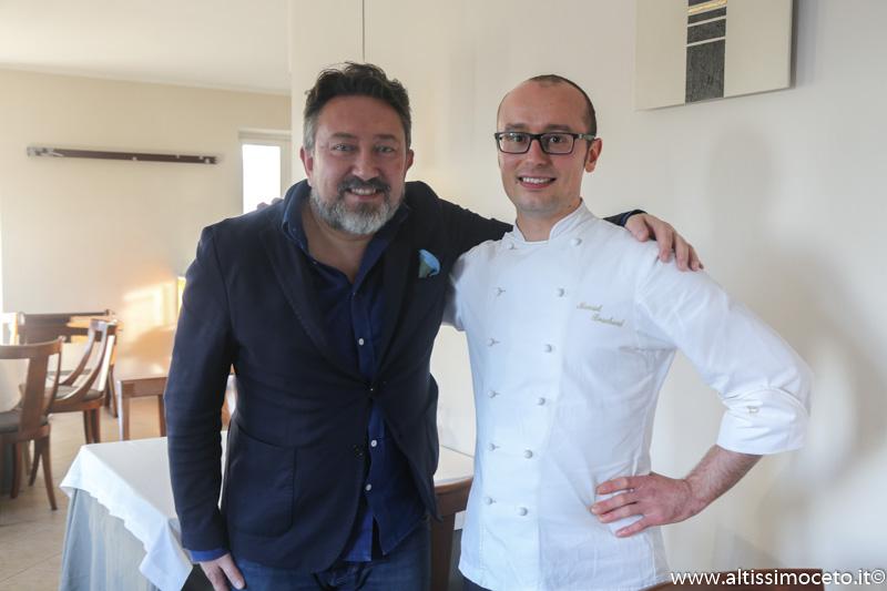 Ristorante Antinè – Barbaresco (CN) – Chef Manuel Bouchard