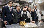 Cartoline dal 943mo Meeting @ Bolle Restaurant - Lallio (BG) - Patron Angelo Agnelli, Chef Filippo Cammarata