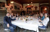 Cartoline dal 929mo Meeting VG @ Osteria Da Mualdo – Capriate San Gervasio (BG) – Patron Maurizio Colombo e Carla Biffi- Chef Aronne Baggi