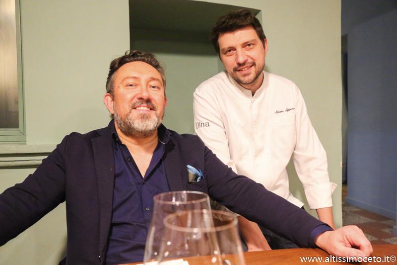 Ristorante Dina - Gussago (BS) - Chef/Patron Alberto Gipponi
