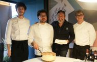 Ristorante Gaudio – Barbariga (BS) – Patron Giambattista e Diego Papa, Chef Diego Papa