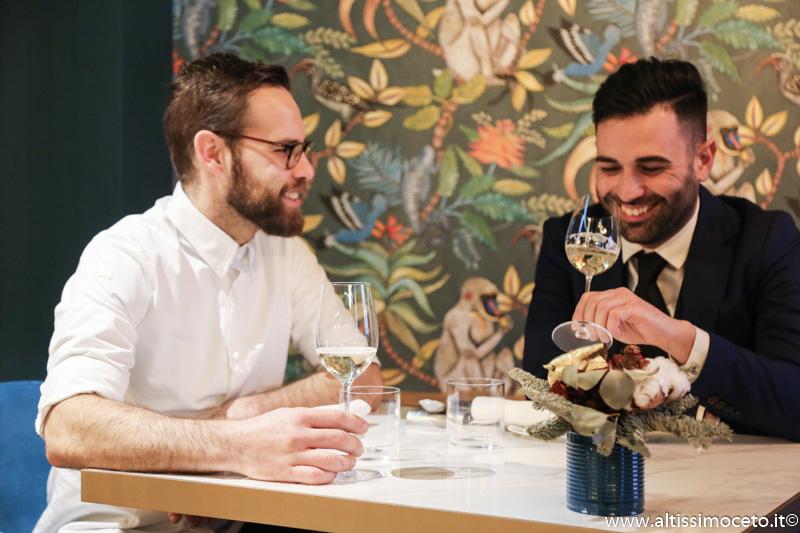 Cartoline dal 933mo MeetingVG @ Al Malò Cucina e Miscelazione - Rovato (BS) - Patron Alberto Bergomi, Patron/Barman Lodovico Calabria, Patron/chef Mauro Zacchetti