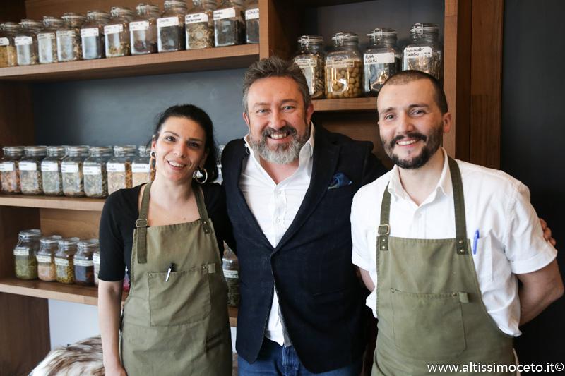 Radici Restaurant - San Fermo della Battaglia (Como) - Chef/Patron Mirko Gatti