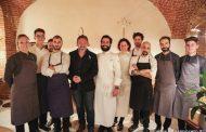 Ristorante Villa Naj - Stradella (PV) - Chef Alessandro Proietti Refrigeri, Patron famiglia Viglini