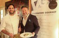 Cartoline dal 928mo Meeting VG @ Osteria della Brughiera - Villa D'Almè (BG) - Patron Stefano Arrigoni, Chef Stefano Gelmi