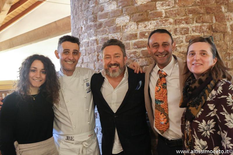 Cartoline dal 939mo Meeting VG @ Ristorante Due Spade - Cernusco sul Naviglio (MI) - Chef/Patron Christian Di Bari, Maitre/Patron Richard Di Bari