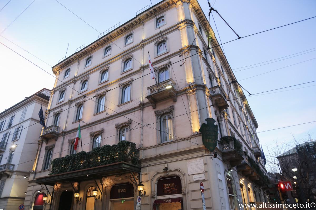 Grand Hotel Et de Milan - Ristorante Caruso e Ristorante Don Carlos